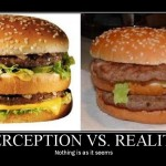 Perception vs Reality