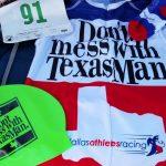 A long drive for a little race – Texasman Sprint Triathlon