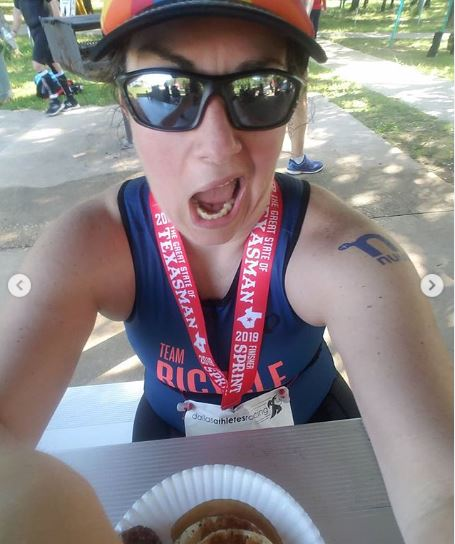 Who am I to dare? (Texasman Race Report)
