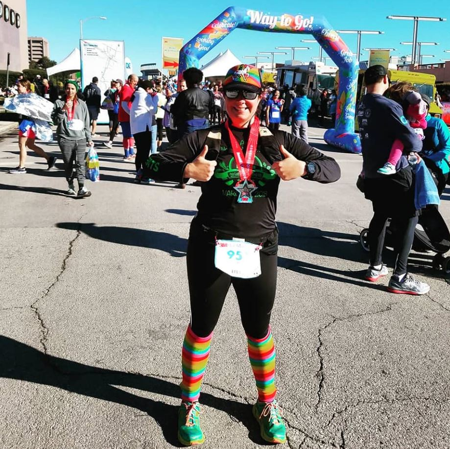 3M Half Marathon Shorty Race Report